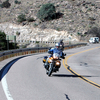 The Catalina Highway Is A Common Destination For Motorcyclists