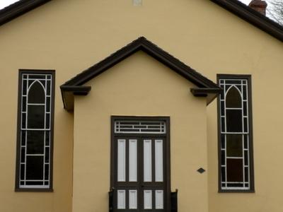 Mount Pleasant Methodist Episcopal Church And Parsonage