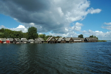 Boathouses In Müritz