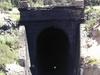 West Portal Of Mullan Tunnel
