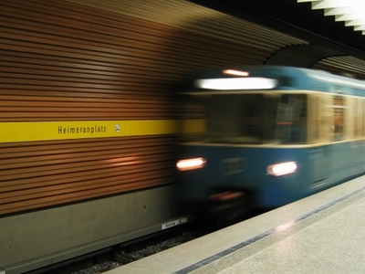 München Heimeranplatz Station
