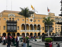 Municipal Palace Of Lima