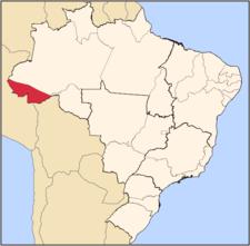 Municipalities Of Acre