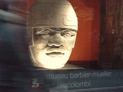 Museu Barbier Mueller From Carrer Montcada