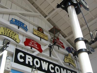 Bishops Lydeard Railway Museum