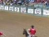 Rodeo In Progress At Cowtown Coliseum