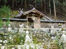 Sasano Shrine At Ōmata