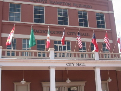 Nacogdoches   City  Hall