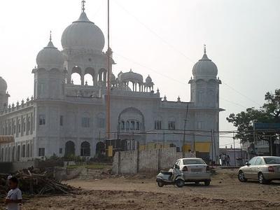 Nada Sahib Gurudwar
