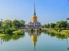 Na Dun Pagoda - Maha Sarakham Thailand