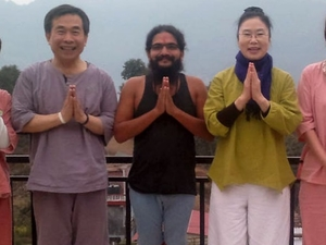 Nagarkot Yoga Trek Tour Photos
