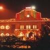 Nagpur Railway Station In Night