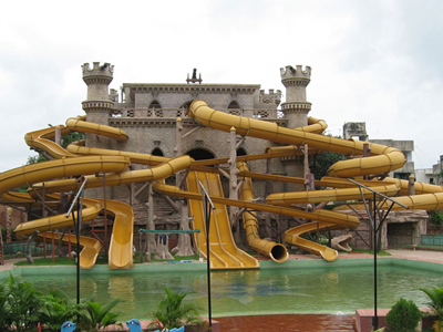 Crazy Castle
