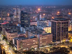 Nairobi City Tour Photos