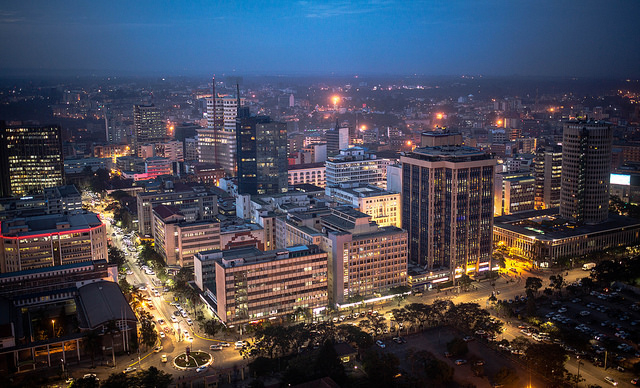 Nairobi City Tour Photos