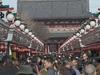 Pilgrims And Tourists Flocking To Sensō-ji