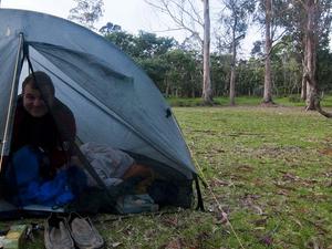 Namakanipaio Campground