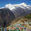 Namche Bazaar Top View - Nepal