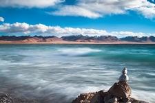Namtso Lake & Zhaxi Island In Tibet