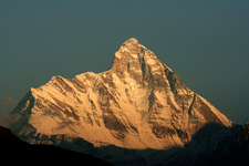 Nanda Devi Evening
