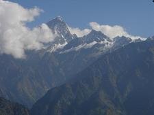 Nanda Devi Mount