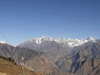 Nanda Devi Parque Nacional del Trekking y Montañismo