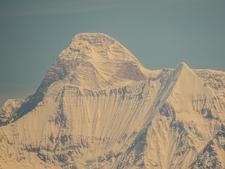 Nanda Devi On A Clear Day - Uttarakhand