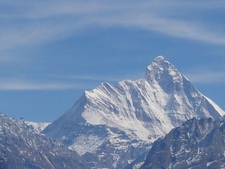Nanda Devi UT In Indian Himalayas