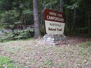 Nantahala Horse Cove Campground