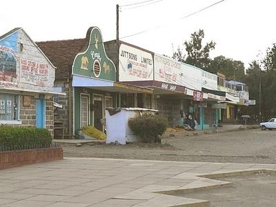 Nanyuki Main Street