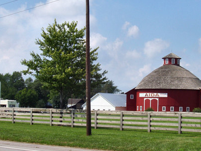 Nappanee  Indiana  Amish  Acres