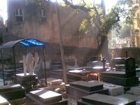 Cementerio cristiano
