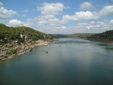 Narmada River In Omkareshwar