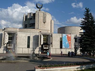 Natalia Satz Theatre