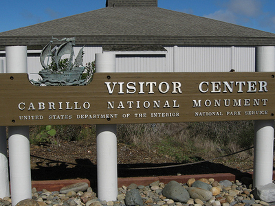 National Monument Cabrillo Visitor Center