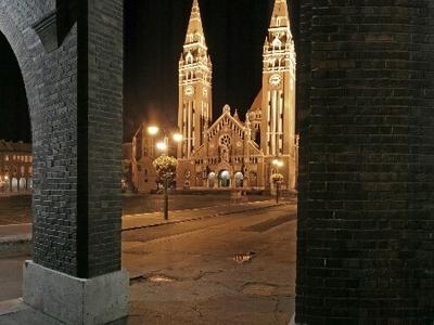 National Pantheon, Szeged
