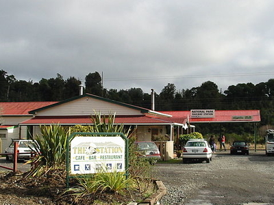 National Park Village - Tongariro National Park - New Zealand