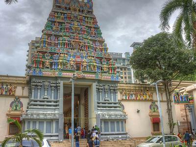 Nattukkottai Chettiar Temple, Penang