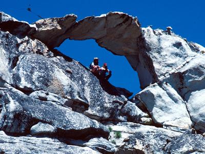 Natural Bridge Picnic Area