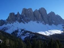 Naturpark Puez-Geisler At Villnöß - South Tyrol