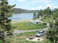 Navajo Lake Campground