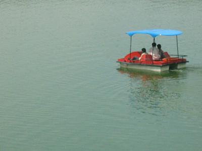 Navegaon Lake Boating