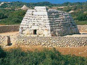 Es Tudons Prehistoric Burial Site