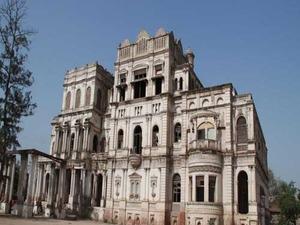 El Palacio Nazarbaugh