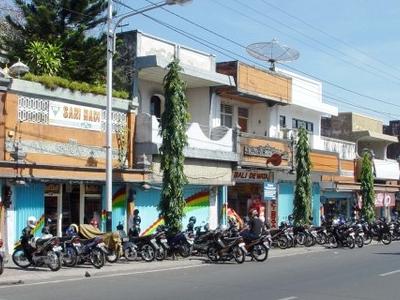 Near The Crossing Of Ahmad Yani Street And Diponegoro Street