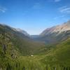 Near Whitecrow Glacier USA