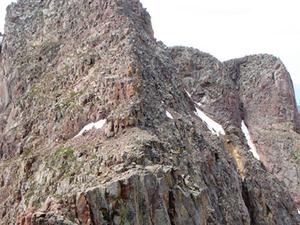 Montañas de aguja