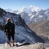 Negotiating Renjo Pass - Nepal Himalayas