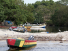 Negril Fishing Boats