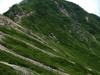 Mount Neishi From Mount Higashi-Tengu
